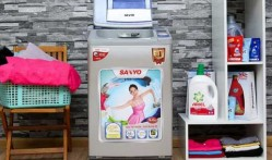 bảo hành máy giặt Sanyo tại hải dương