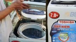 bảo hành máy giặt Toshiba tại Hải dương
